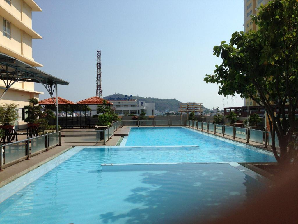 室外游泳池 Vung tau Plaza Apartment A8-06