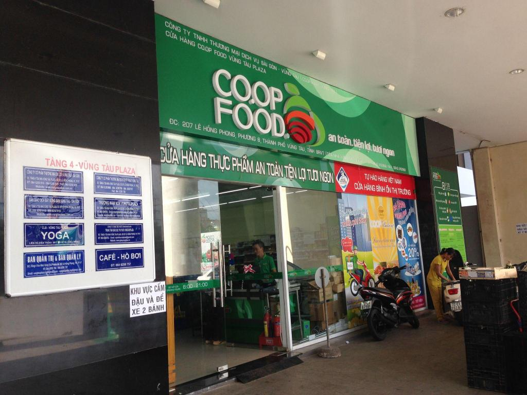 酒店外观 Vung tau Plaza Apartment A8-06