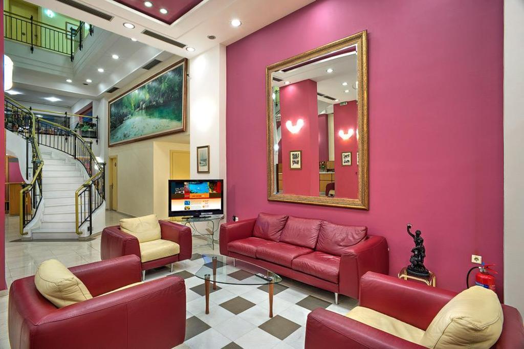 Angelika Pallas Hotel in Igoumenitsa - Room Deals, Photos & Reviews