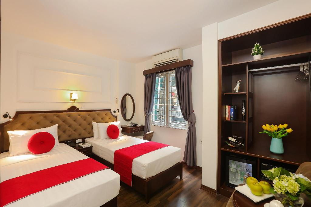 Superior (Double Or Twin) - Guestroom Hanoi La Vision Hotel & Travel