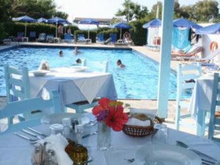 Swimming pool Galeana Beach Hotel
