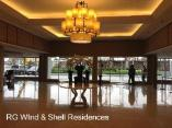 Clean&Cozy 1BR near MOA/Airport (Shell Residences)