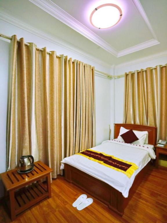 Single Bed in Dormitory Room - Guestroom Dormitory @ Yuan Sheng Hotel