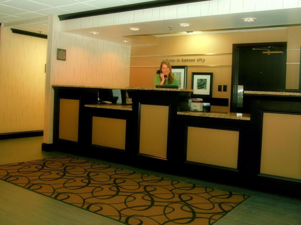 المزيد حول Hampton Inn Kansas City Airport