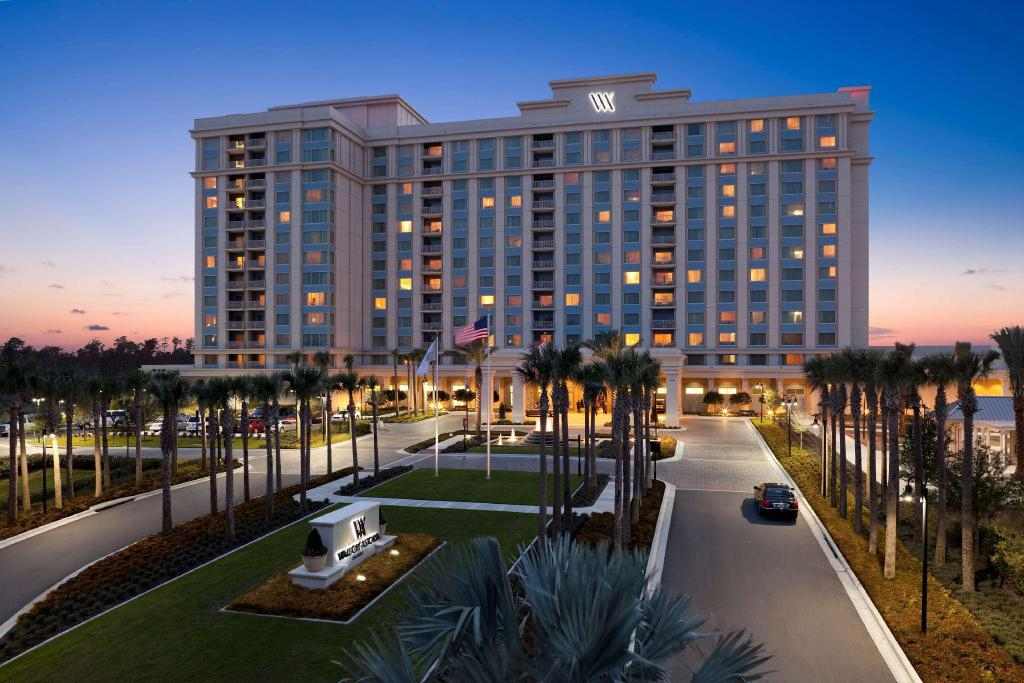 More about Waldorf Astoria Orlando Hotel