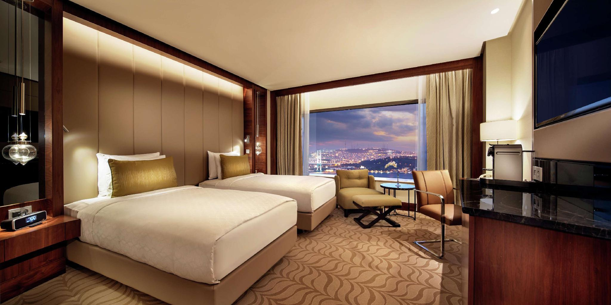 Twin Executive Bosphorus View
