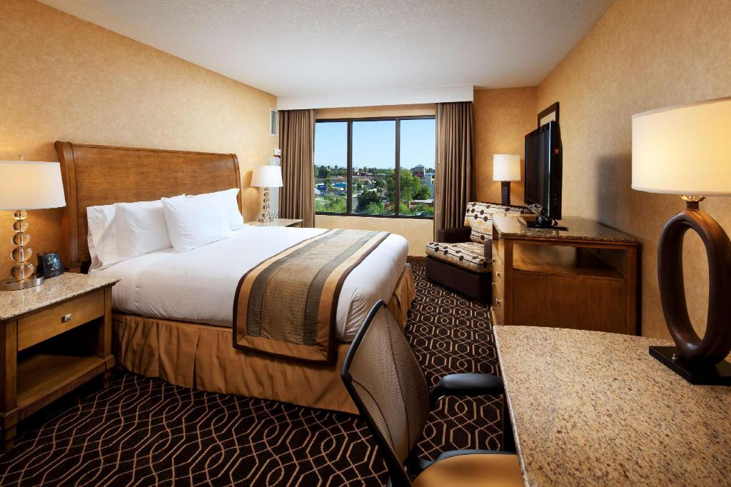 1 King Bed Standard Room - Guestroom Doubletree Guest Suites Anaheim Resort Convention Center