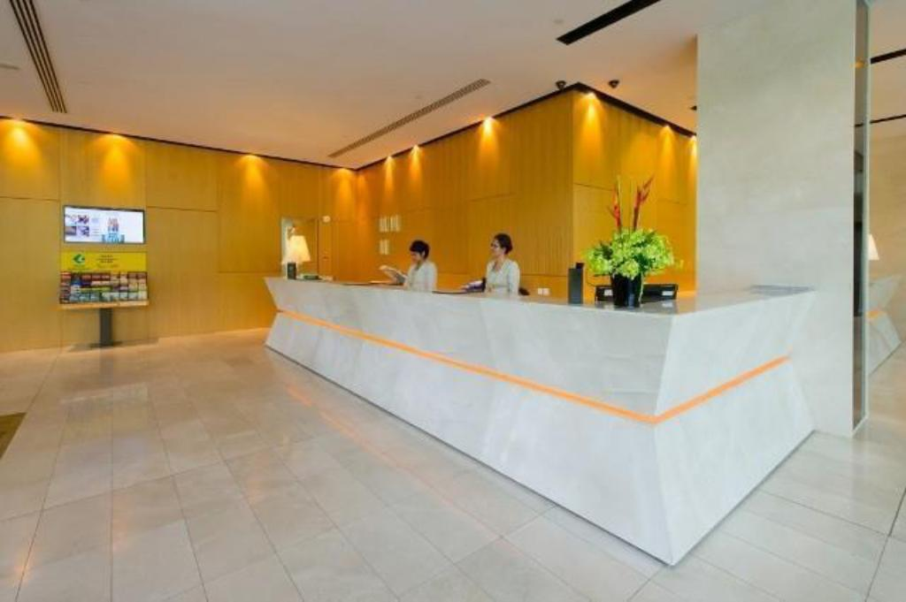 Lobby Park Avenue Rochester Hotel (SG Clean Certified)