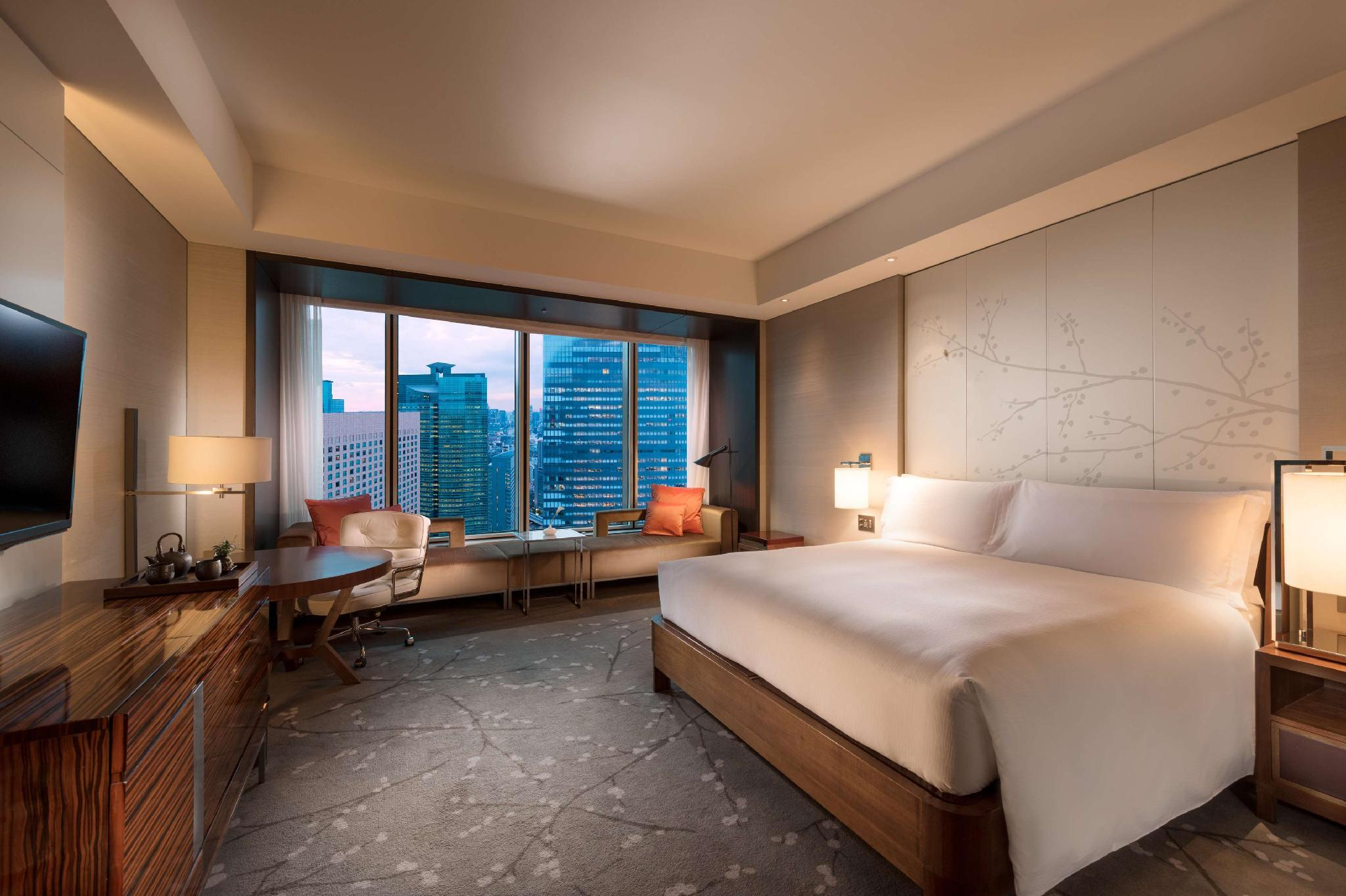 灣景特大號床行政間 (King Executive Room Bay View)