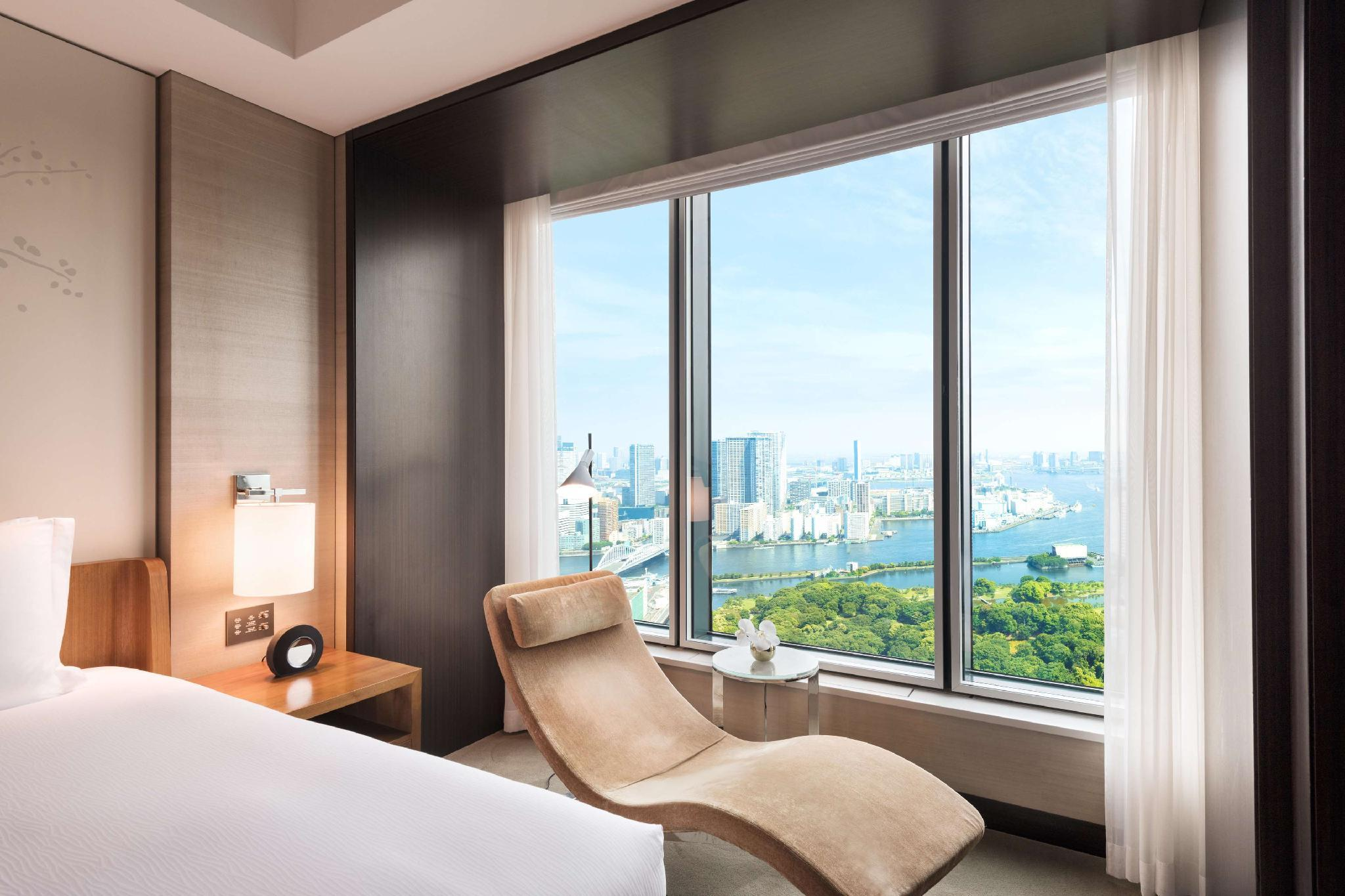 灣景行政套房(兩床) (Twin Executive Suite Bay View)