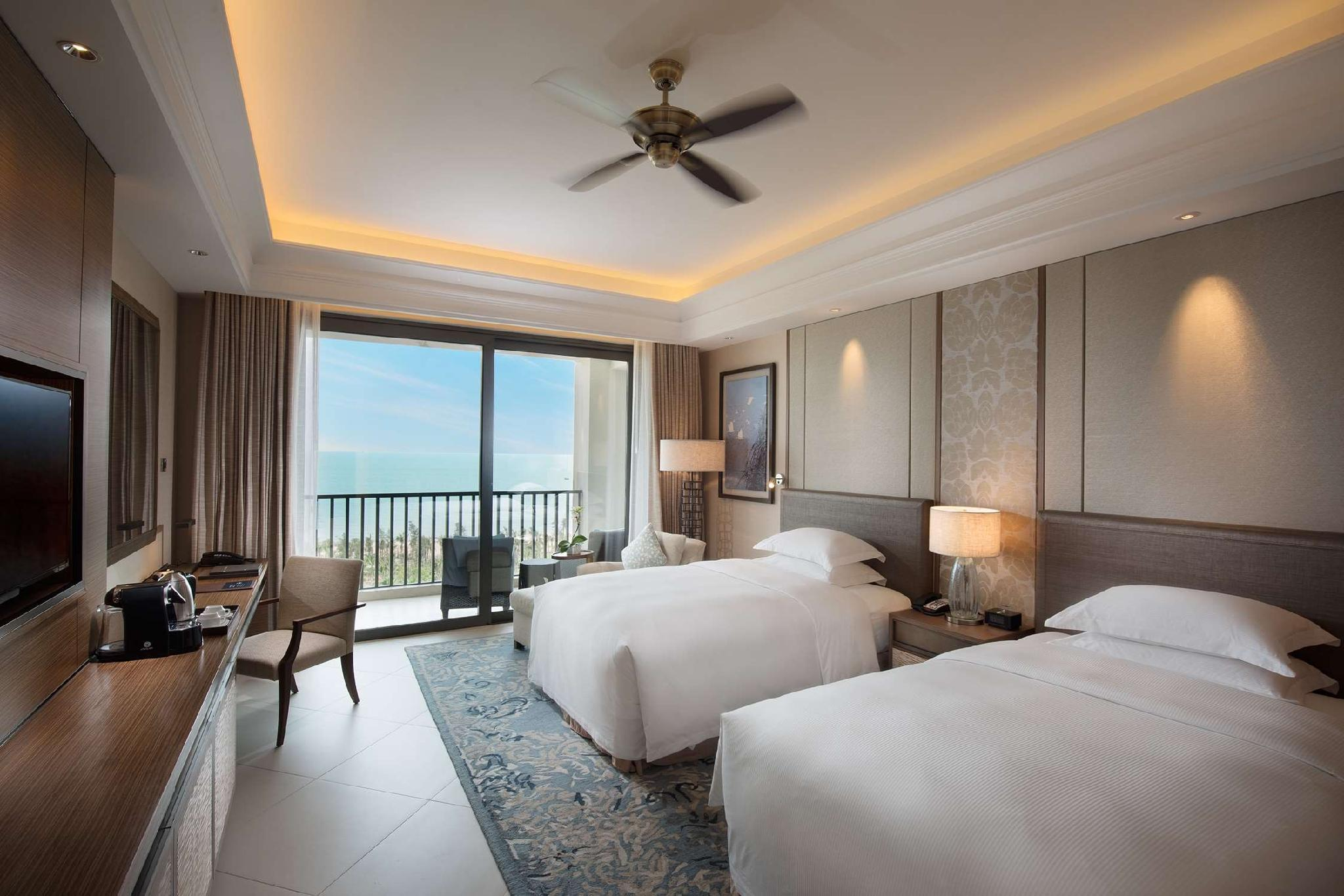 Twin Executive Sea View Room
