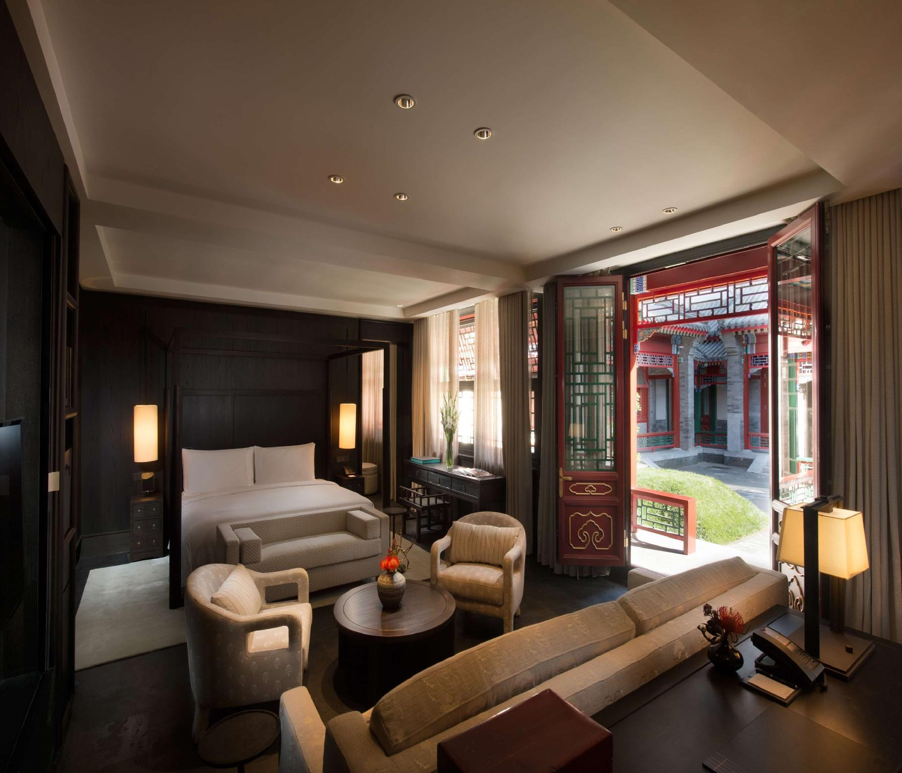 Hutong Courtyard Suite