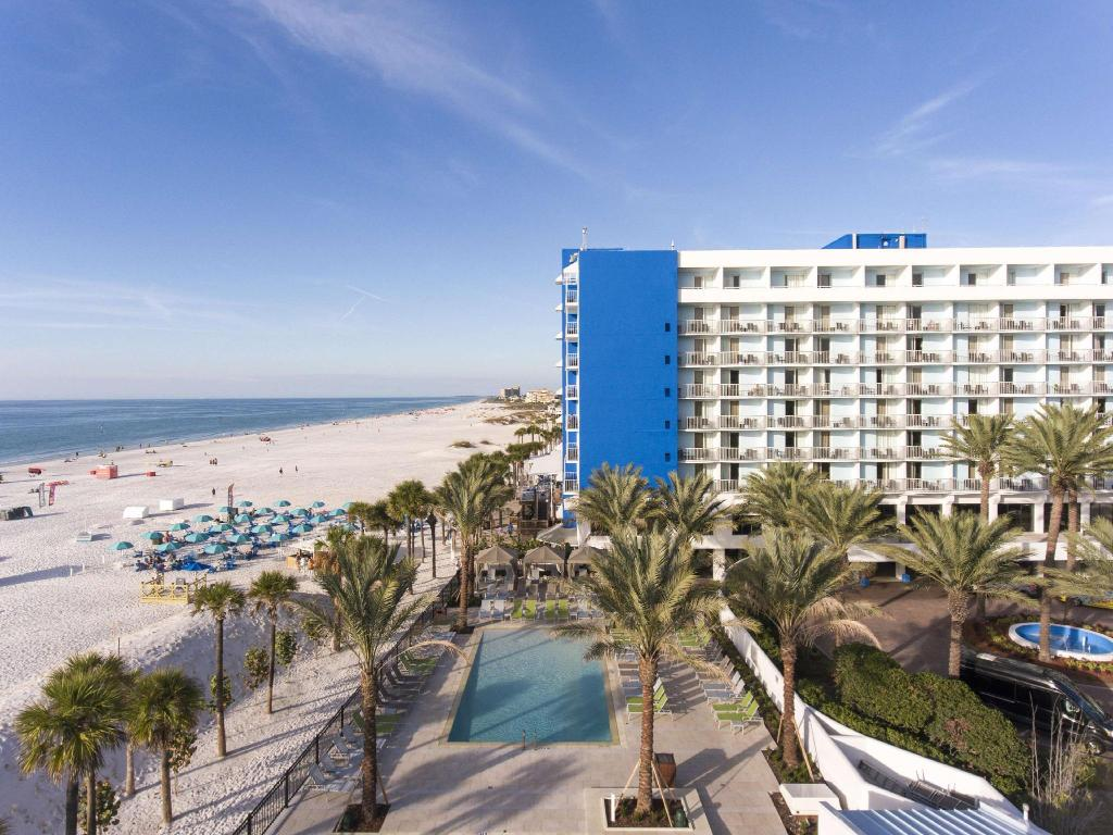 Hilton Clearwater Beach Resort in Clearwater FL  Room