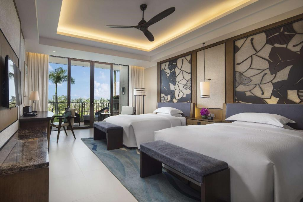 Twin Garden View Room - Guestroom Hilton Wenchang