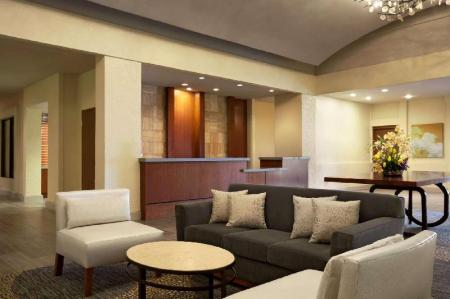 Lobby DoubleTree by Hilton Hotel Salt Lake City Airport