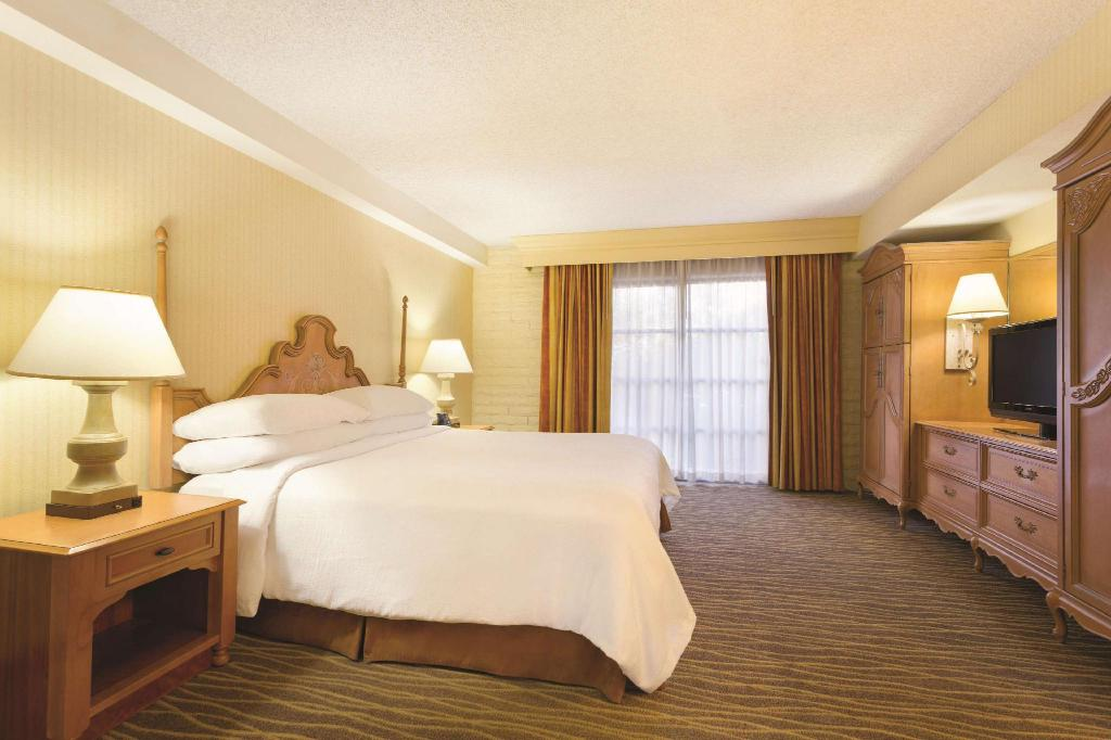 1 King Bed Non-Smoking Embassy Suites by Hilton Phoenix Airport