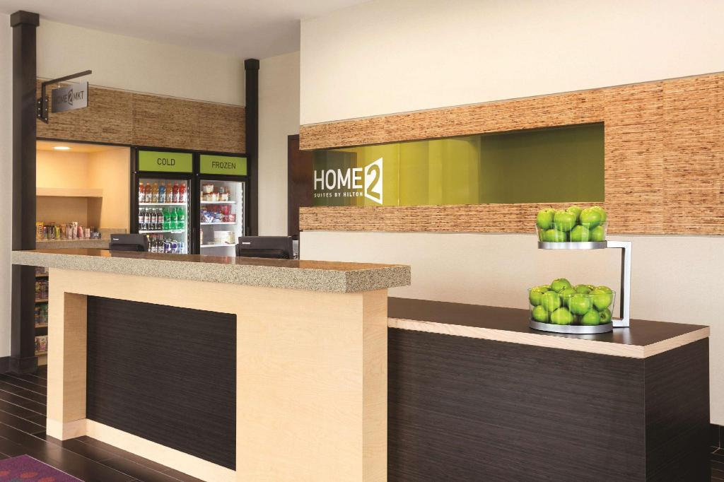 Lobby Home2 Suites by Hilton New York Long Island City
