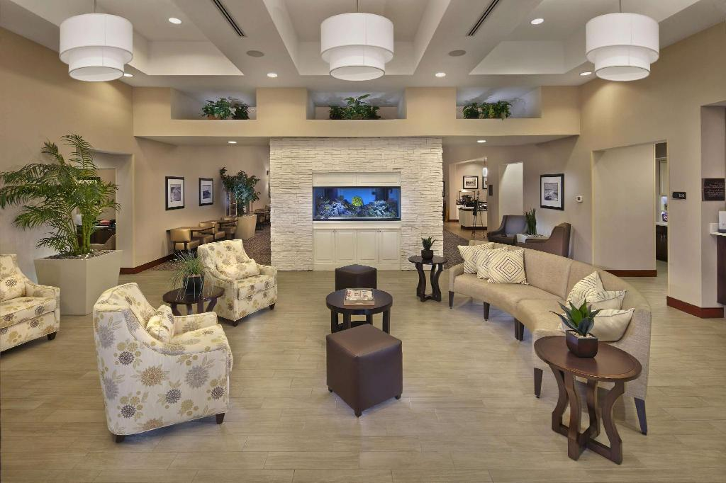 Lobby Homewood Suites by Hilton Daytona Beach Speedway-Airport Hotel