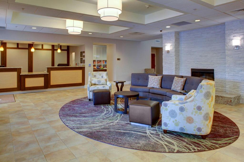 Lobby Homewood Suites by Hilton West Palm Beach Hotel
