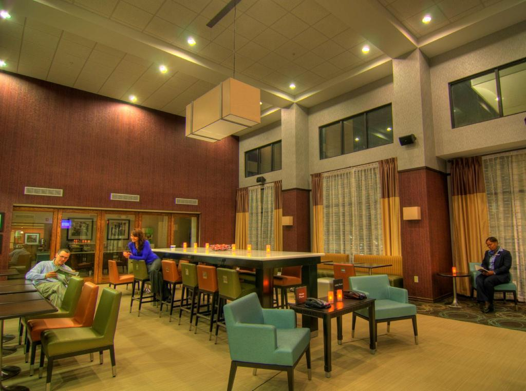 Lobby Hampton Inn And Suites Parsippany North