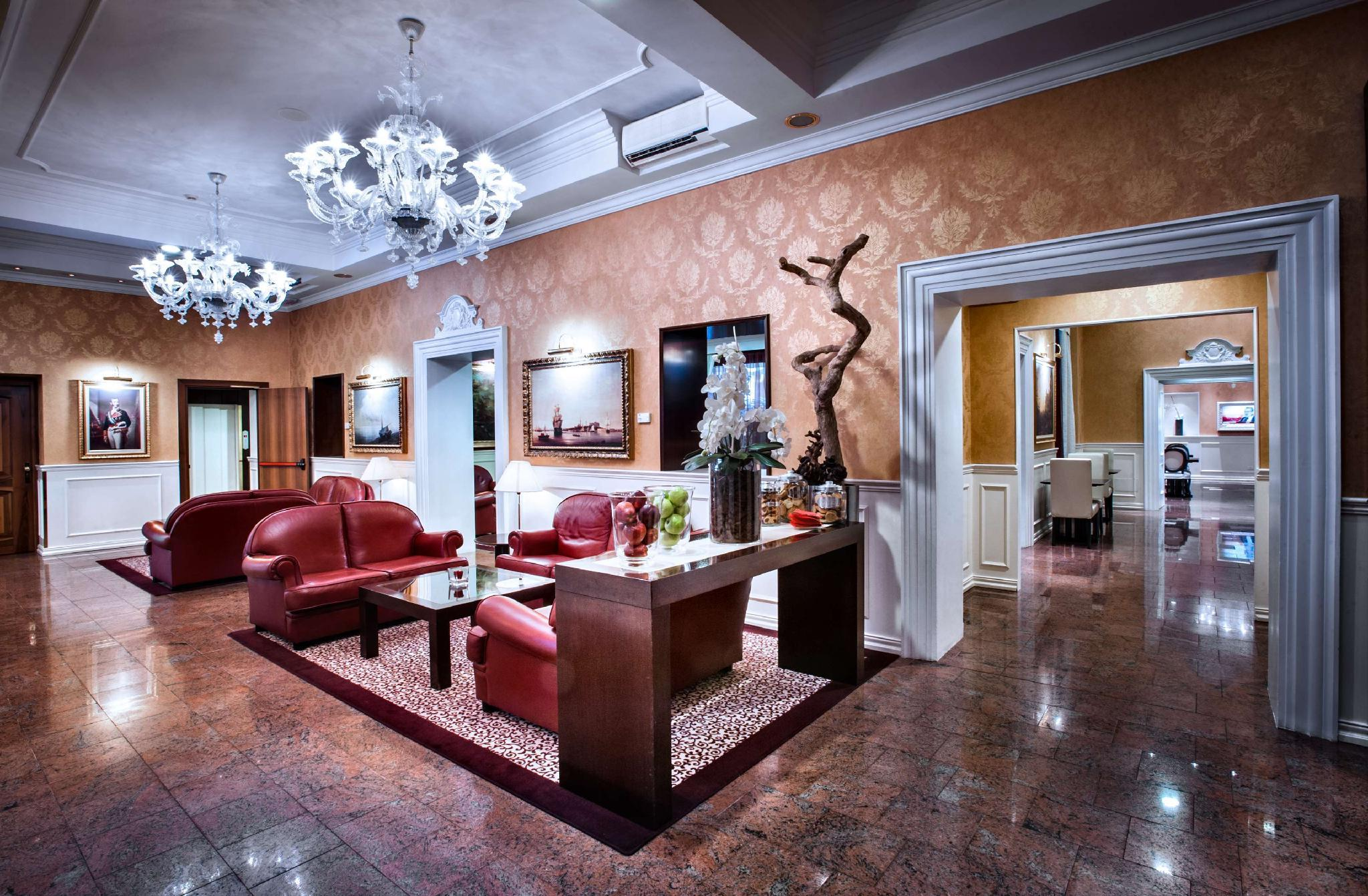 Spazio Italiano San Francisco best western plus hotel felice casati in milan - room deals