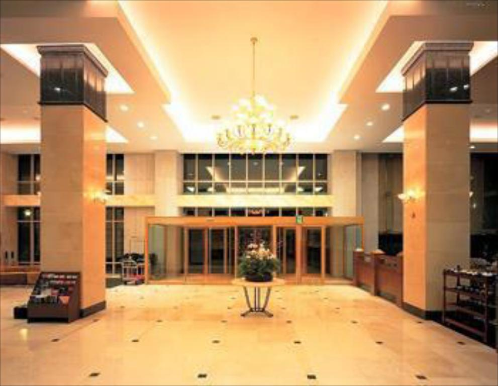 Lobby Best Western Premier Incheon Airport