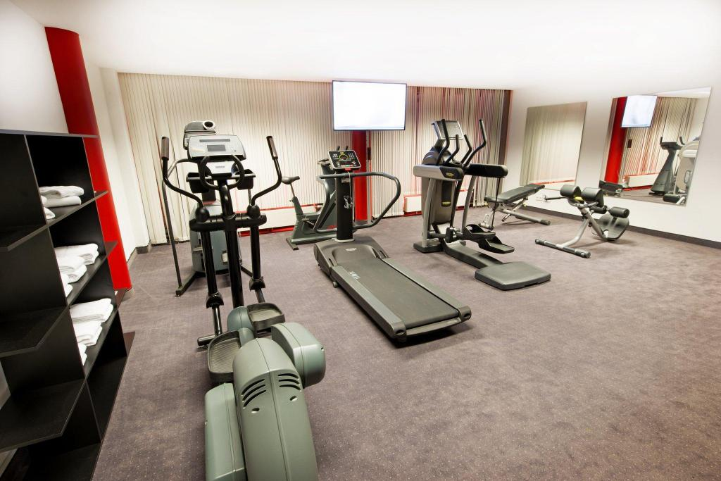 Fitness center DORMERO Hotel Dresden City