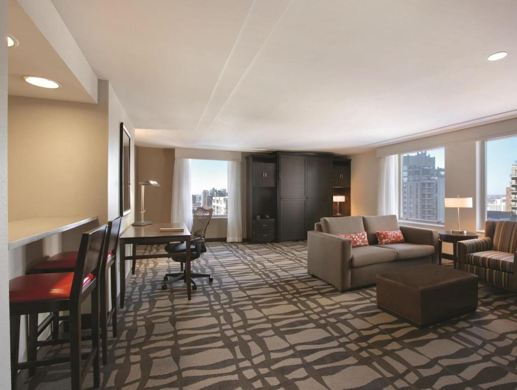 Pemandangan dalam Hilton Garden Inn Chicago Downtown Magnificent Mile