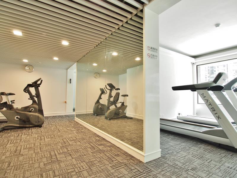 Fitness Center City Garden Hotel