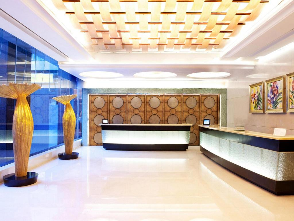 City Garden Hotel Hong Kong 4 Star Acmodation In The Heart Of