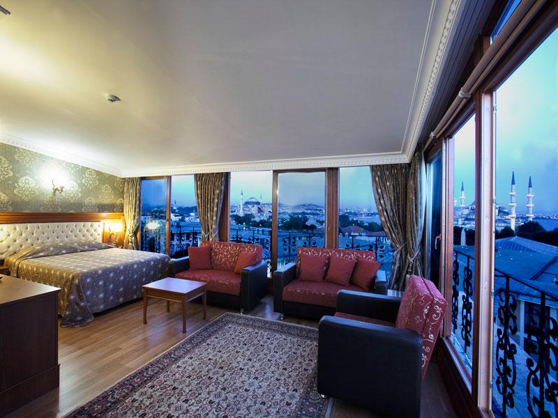 Lausos hotel in istanbul room deals photos reviews for Ararat hotel istanbul