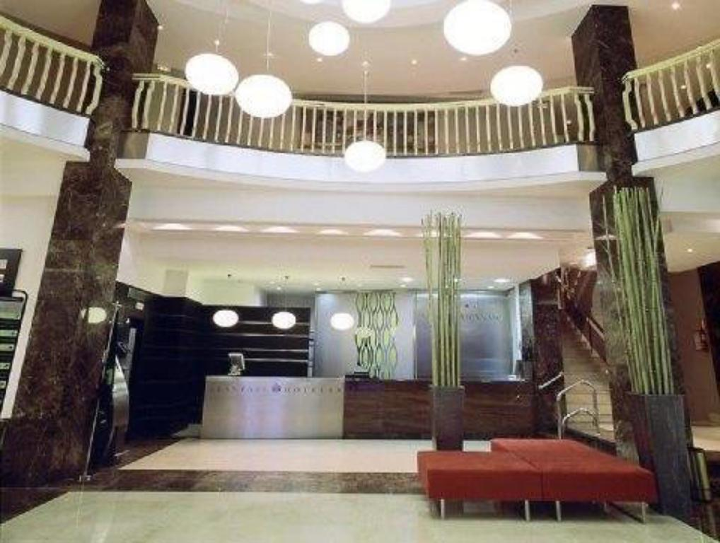 Best Price on Hotel Abando in Bilbao + Reviews!