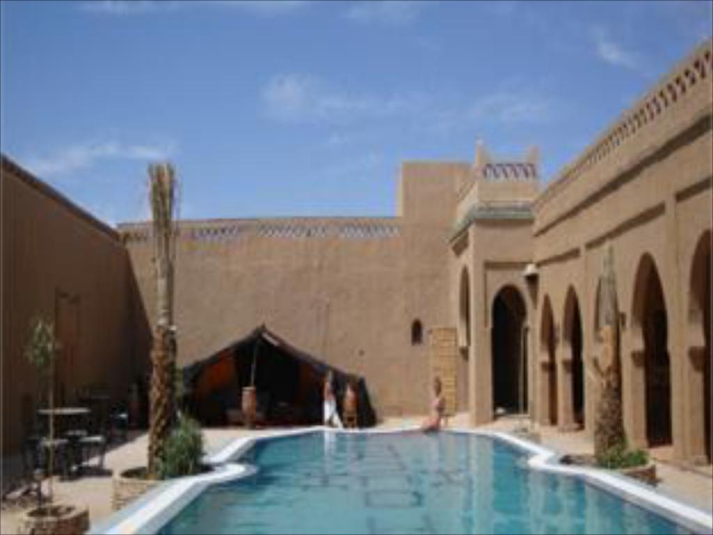 Swimming pool Riad Mamouche
