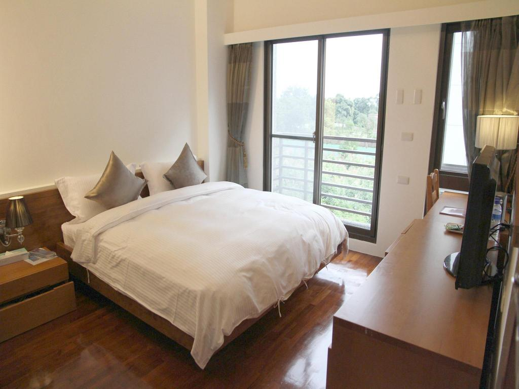 Garden Double - Guestroom Quiet World Spa Villa
