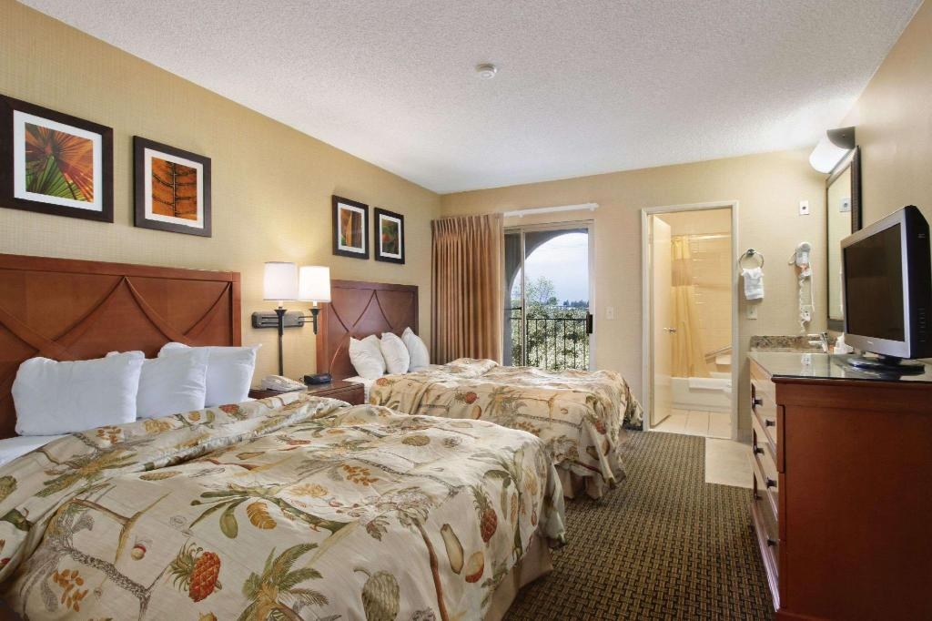 2 Double Beds Suite Non-Smoking - Suite room Presidio Inn