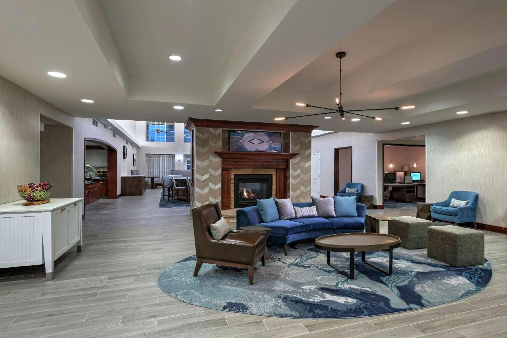Lobby Homewood Suites by Hilton Ft. Collins