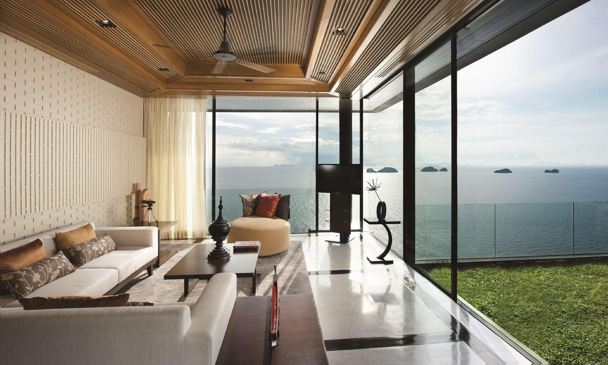 2-Bedroom Panoramic Ocean View With Pool Villa