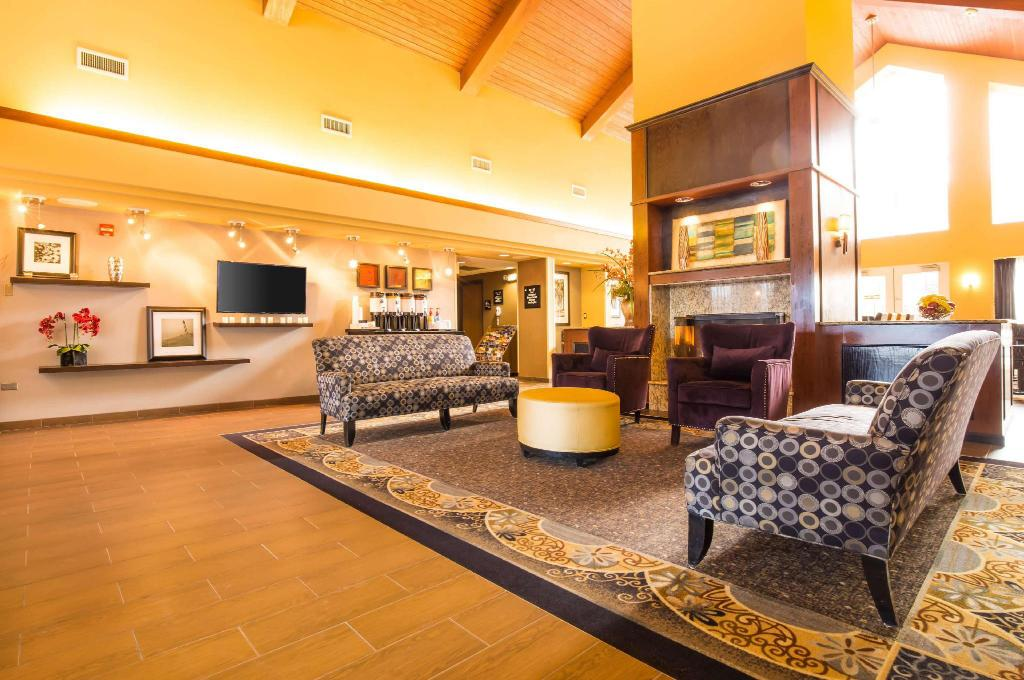Lobby Hampton Inn & Suites Chicago-Hoffman Estates
