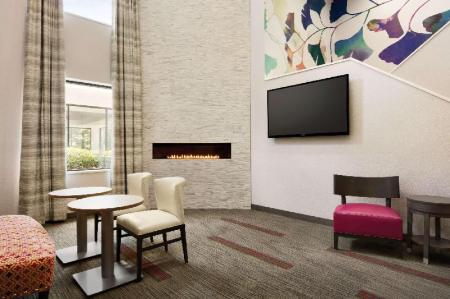 Лобби Homewood Suites Williamsburg Hotel