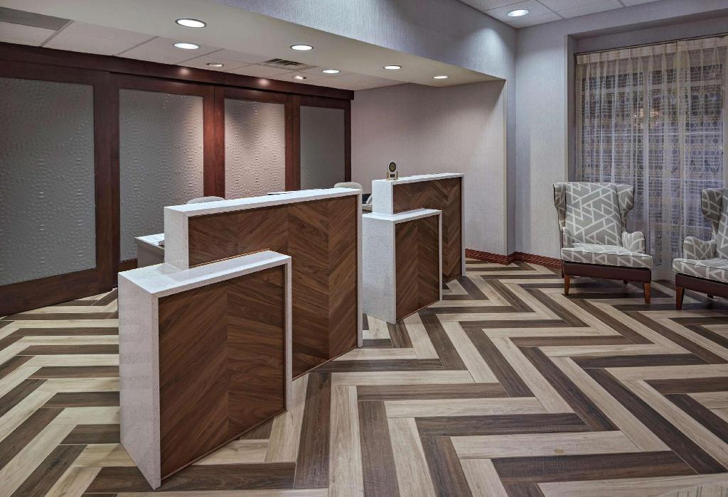 Lobby Homewood Suites by Hilton College Station