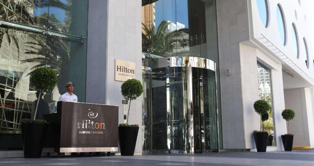 More about Hilton Surfers Paradise