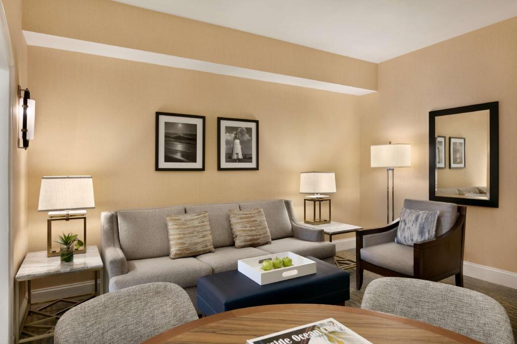 Hilton Ocean City Oceanfront Suites Ocean City Maryland