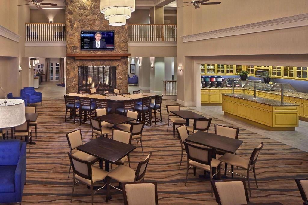 Lobby Homewood Suites By Hilton Lake Mary Hotel