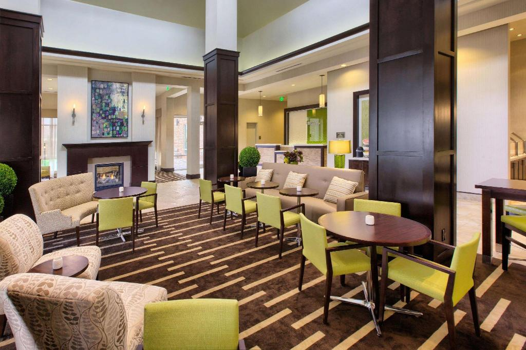 Lobby Hilton Garden Inn Raleigh Durham Research Triangle Park