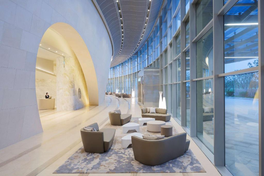 Lobby Grand Hyatt Incheon