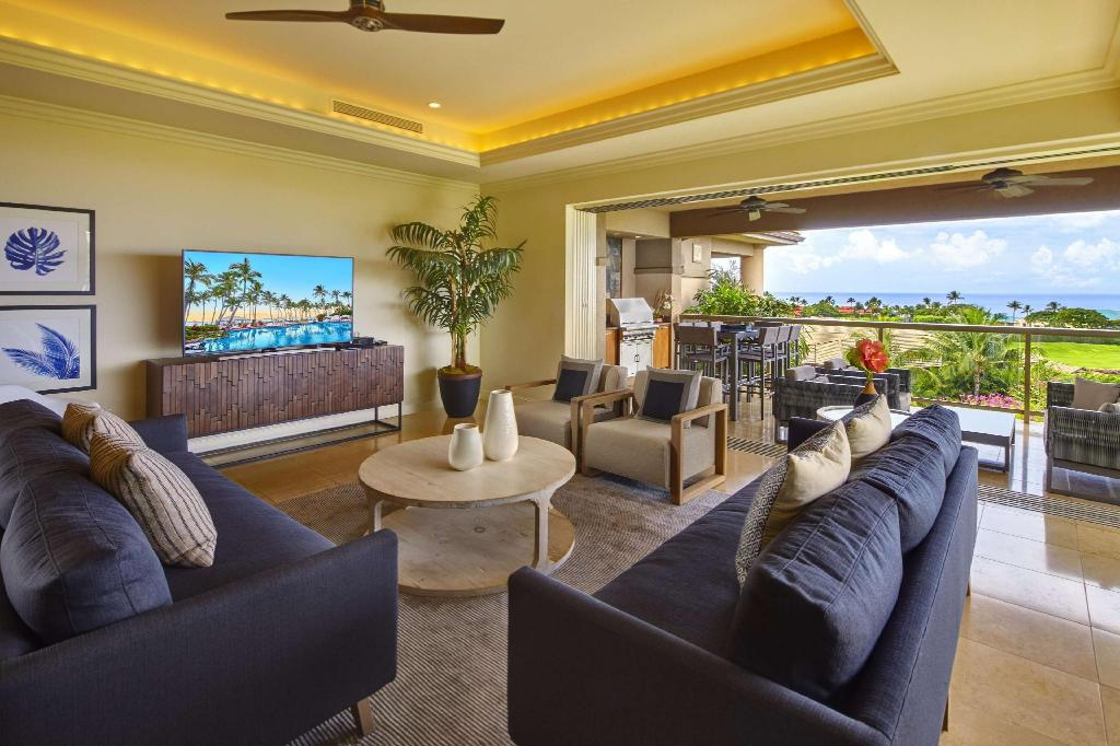 1-3 Bedroom Private Villa - Suite room Grand Wailea Resort Hotel & Spa