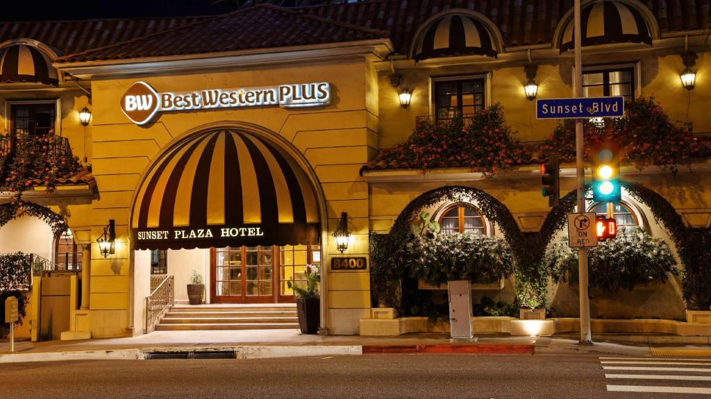 More about Best Western Plus Sunset Plaza Hotel