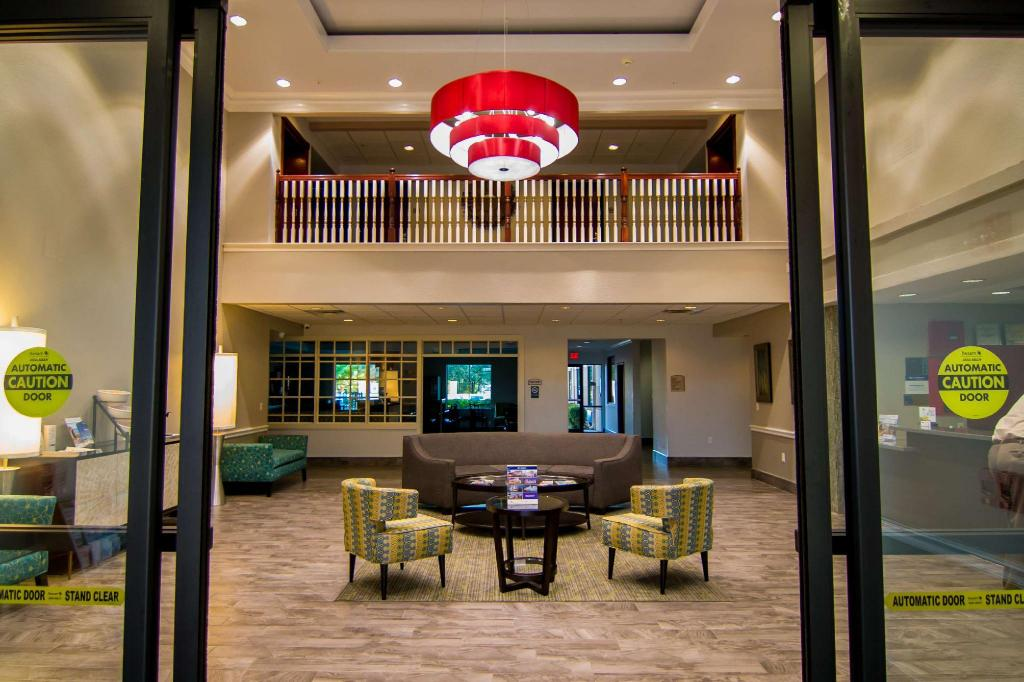 Lobby Best Western Fountainview Inn