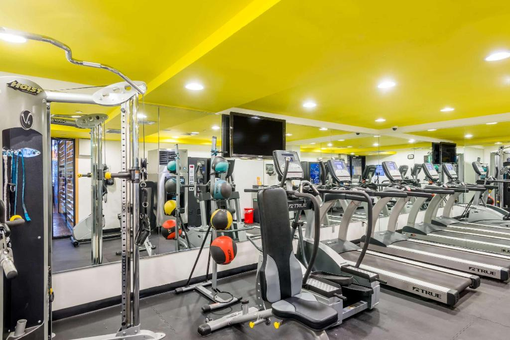 Fitness center TRYP New York City Times Square South