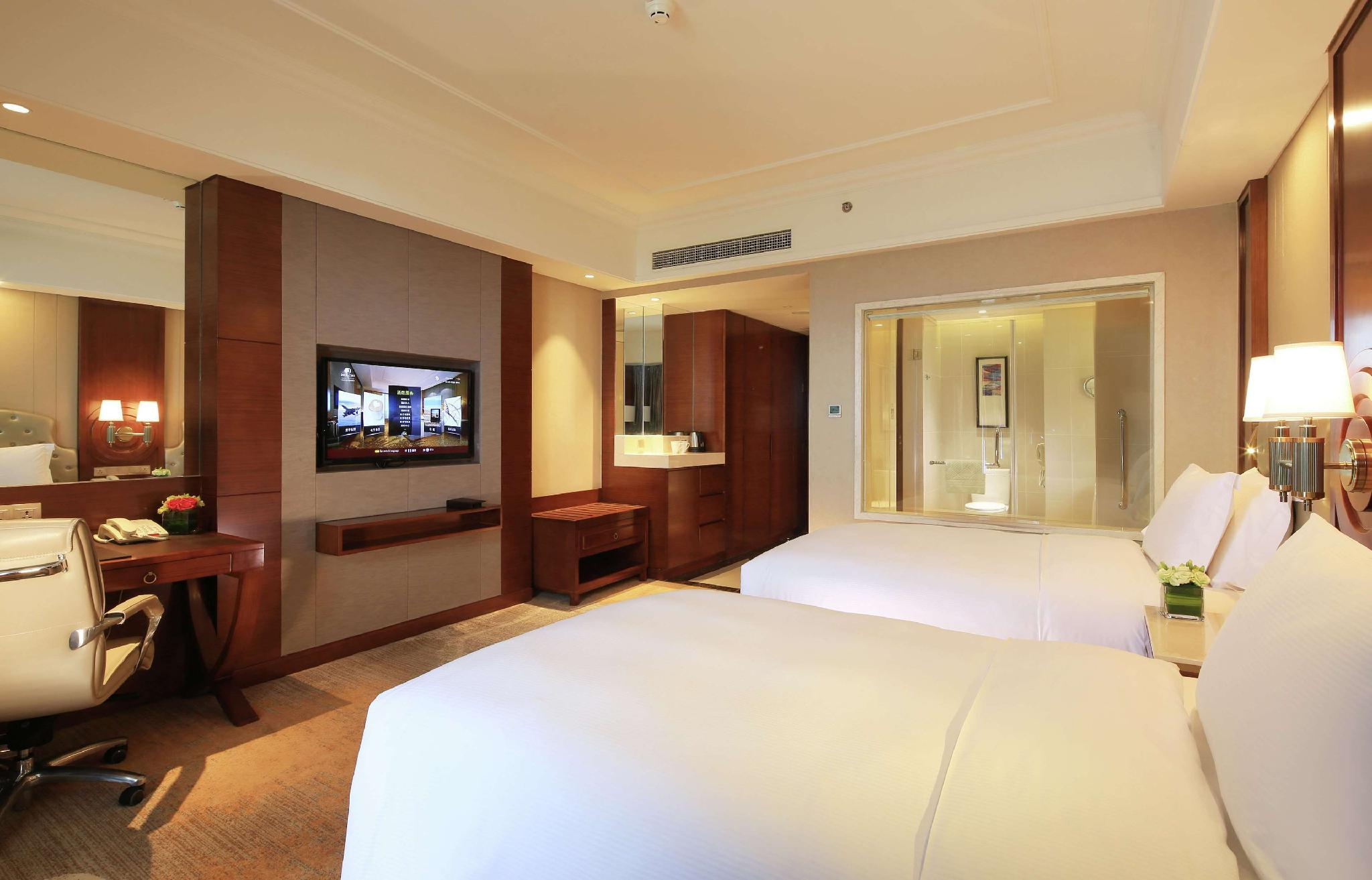 Twin Executive Room Balcony